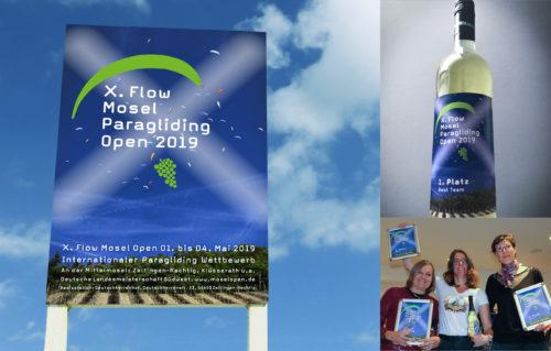 X. Flow Mosel Paragliding Open 2019
