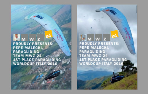 Paragliding World Cup Italy Gemona 2016: