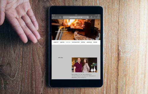 Mit Feuer und Flamme: Goldschmiede Rehn mit neuem Webauftritt